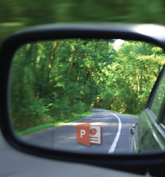 Check Your Mirrors and Your PowerPoint