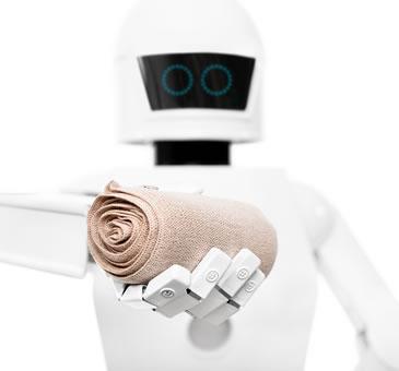 Domo Arigato, Nurse Roboto